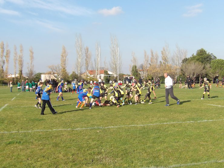 RUGBY : LE CHALLENGE AUTHIER RASSEMBLE