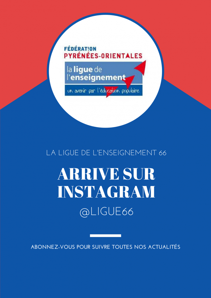 La Ligue 66 arrive sur Instagram!