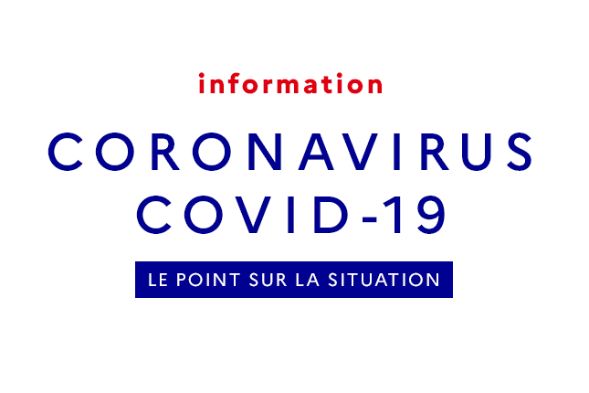 Service Civique : COVID-19 - Informations.