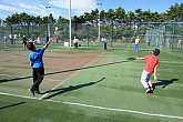 USEP : Tennis Journée Internationale du Sport Scolaire : 1474359552.p1080723.copier.jpg